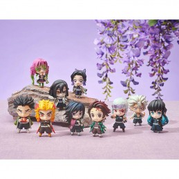DEMON SLAYER TANJIRO AND THE HASHIRA MASCOTS COMPLETE BOX FIGURES MEGAHOUSE