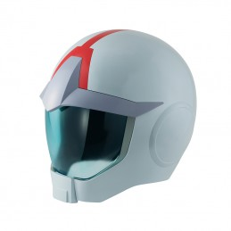 GUNDAM EARTH FEDERATION ARMY FULL SCALE HELMET CASCO 1/1 MEGAHOUSE