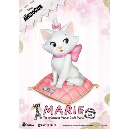 THE ARISTOCATS MARIE MASTER CRAFT STATUE FIGURE