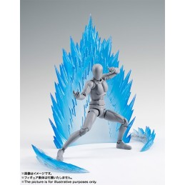 TAMASHII EFFECT ENERGY AURA BLUE VERSION FIGUARTS BANDAI
