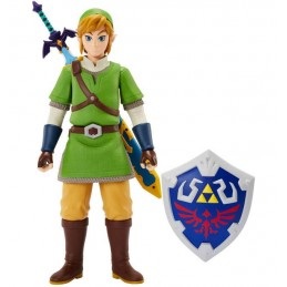 THE LEGEND OF ZELDA SKYWARD SWORD LINK 50CM ACTION FIGURE JAKKS PACIFIC INC.
