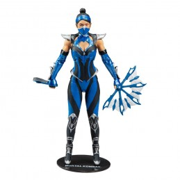 MORTAL KOMBAT 3 - KITANA 18CM ACTION FIGURE MC FARLANE