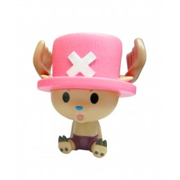 ONE PIECE TONY TONY CHOPPER BANK FIGURE PLASTOY