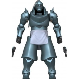 THE LOYAL SUBJECTS FULLMETAL ALCHEMIST ALPHONSE ELRIC BST AXN ACTION FIGURE