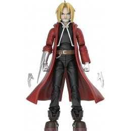 THE LOYAL SUBJECTS FULLMETAL ALCHEMIST EDWARD ELRIC BST AXN ACTION FIGURE