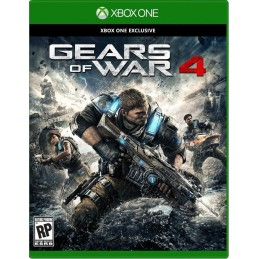 GEARS OF WAR 4 XBOX ONE NUOVO ITALIANO