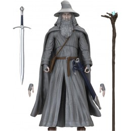 LORD OF THE RINGS GANDALF BST AXN ACTION FIGURE THE LOYAL SUBJECTS