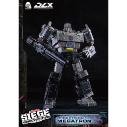 THREEZERO TRANSFORMERS WAR FOR CYBERTRON MEGATRON DELUXE ACTION FIGURE