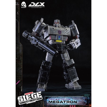 TRANSFORMERS WAR FOR CYBERTRON MEGATRON DELUXE ACTION FIGURE