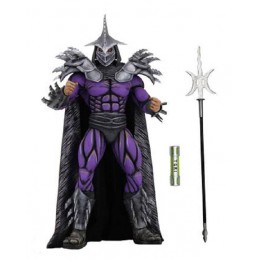 NECA TEENAGE MUTANT NINJA TURTLES SUPER SHREDDER ACTION FIGURE