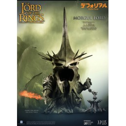 LORD OF THE RINGS MORGUL LORD DEFO REAL STATUE FIGURE STAR ACE