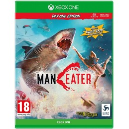 MANEATER XBOXONE XBOX ONE USATO ITALIANO