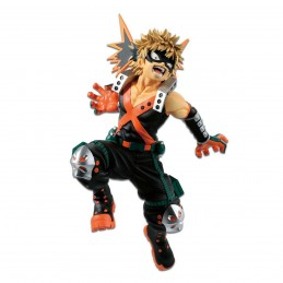 MY HERO ACADEMIA KATSUKI BAKUGO KING OF ARTIST STATUE BANPRESTO