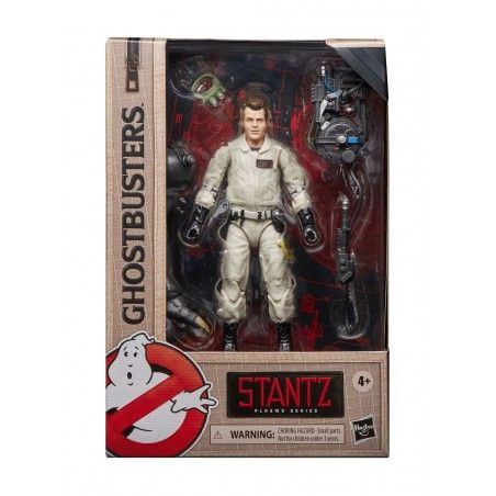 GHOSTBUSTERS PLASMA SERIES STANZ ACTION FIGURE