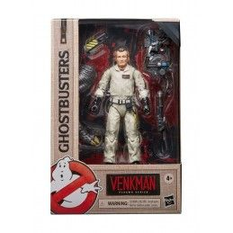GHOSTBUSTERS PLASMA SERIES VENKMAN ACTION FIGURE HASBRO