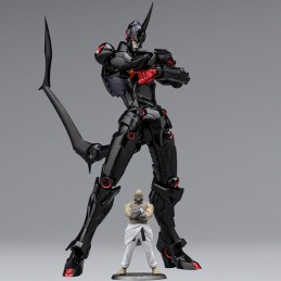 PLAIOBOT TENGEN TOPPA GURREN LAZENGANN MODEL KIT ACTION FIGURE SENTINEL