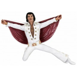 NECA ELVIS PRESLEY LIVE IN '72 ACTION FIGURE