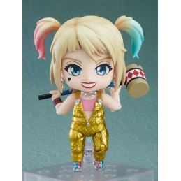 GOOD SMILE COMPANY BIRDS OF PREY HARLEY QUINN NENDOROID STATUE FIGURE