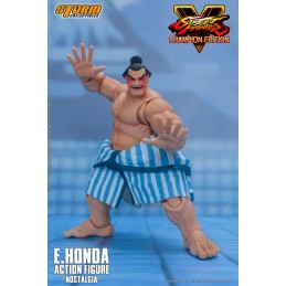 STORM COLLECTIBLES STREET FIGHTER V E.HONDA 1/12 ACTION FIGURE