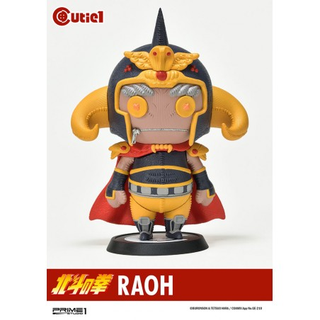 FIST OF THE NORTH STAR RAOH CUTIE1 STATUA FIGURE
