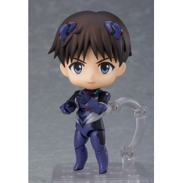 GOOD SMILE COMPANY EVANGELION SHINJI IKARI PLUG NENDOROID ACTION FIGURE