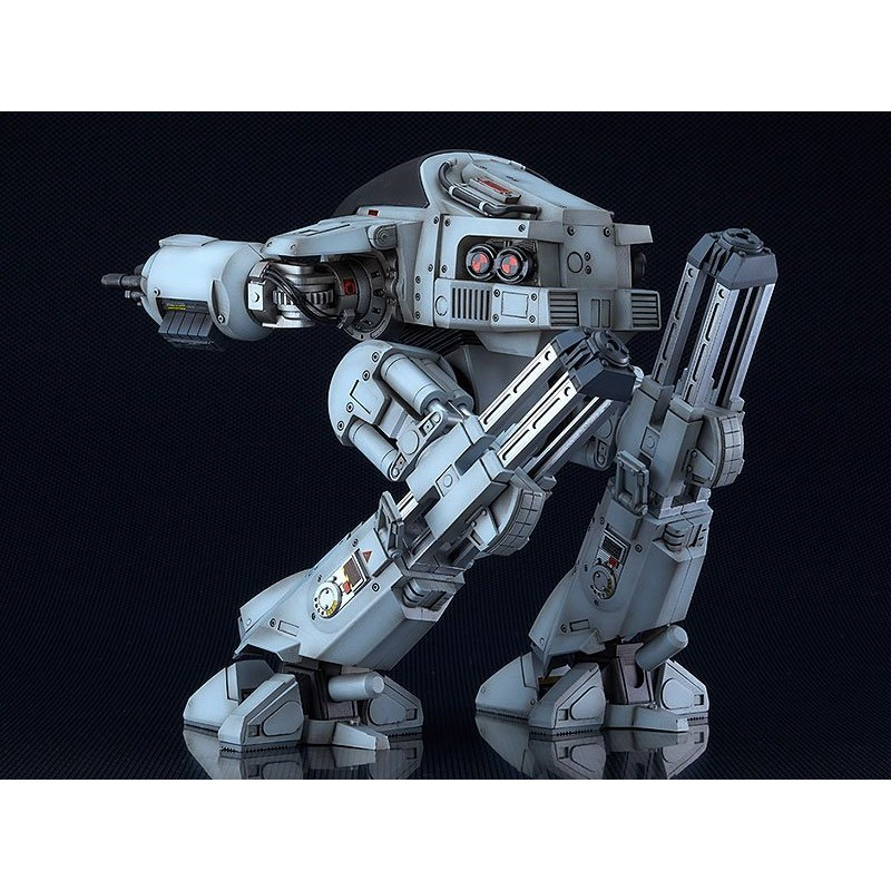 ROBOCOP MODEROID ED-209 MODEL KIT ACTION FIGURE GOOD SMILE COMPANY