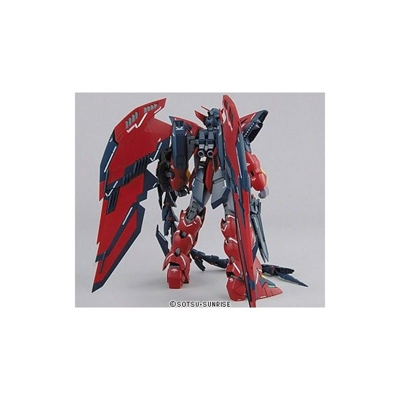 BANDAI MASTER GRADE MG GUNDAM EPYON ENDLESS WALTZ 1/100 MODEL KIT ACTION FIGURE