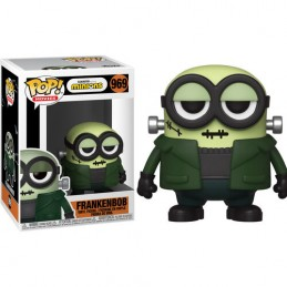 FUNKO POP! MINIONS FRANKENBOB BOBBLE HEAD FIGURE FUNKO