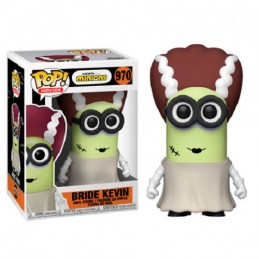 FUNKO POP! MINIONS BRIDE KEVIN BOBBLE HEAD FIGURE FUNKO