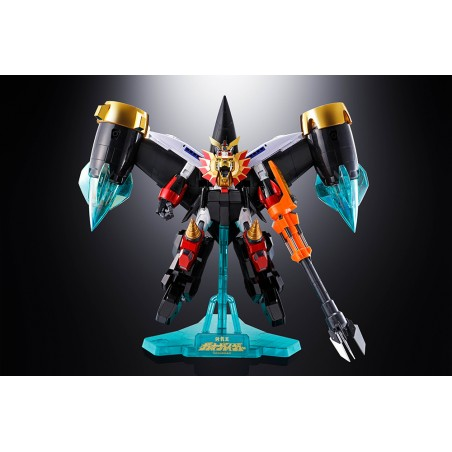 SOUL OF CHOGOKIN GX-68X GAOGAIGAR OPTION SET