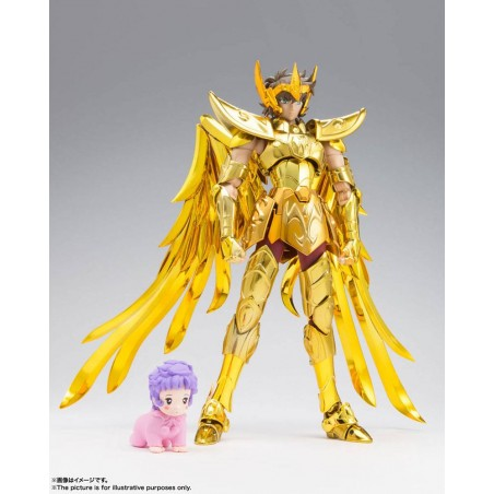 SAINT SEIYA MYTH CLOTH EX SAGITTARIUS AIOLOS REVIVAL SAGITTER ACTION FIGURE