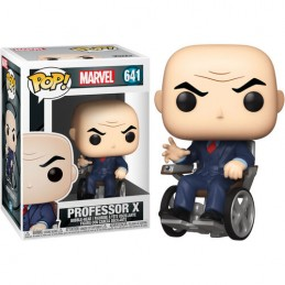 FUNKO POP! MARVEL PROFESSOR X BOBBLE HEAD FIGURE FUNKO
