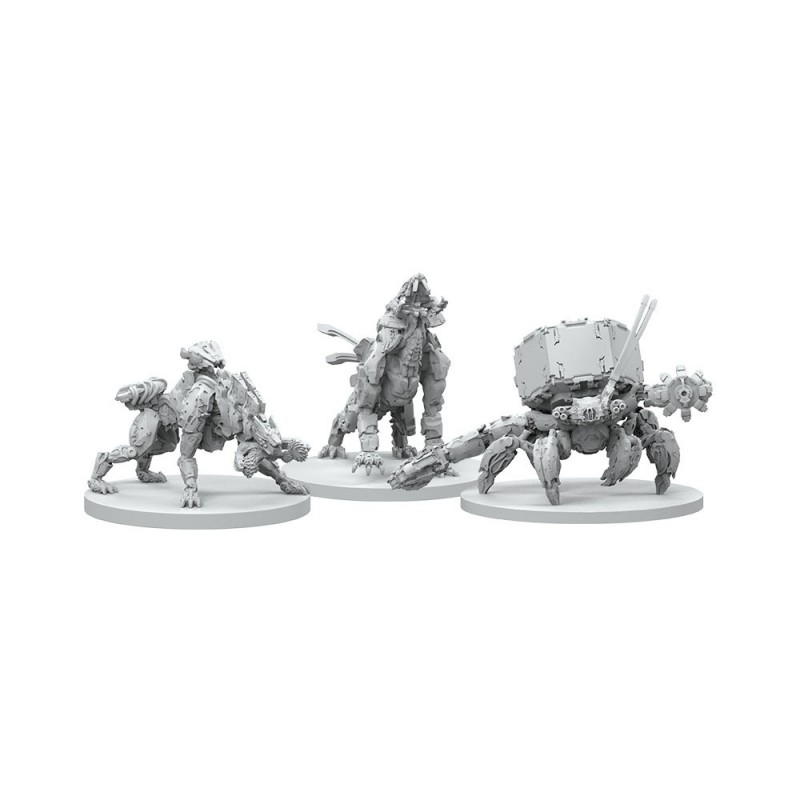 STEAMFORGED GAMES HORIZON ZERO DAWN - THE BOARD GAME ENGLISH