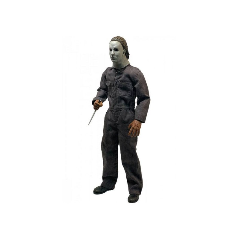 TRICK OR TREAT STUDIOS HALLOWEEN 5 THE REVENGE OF MICHAEL MYERS 30CM ACTION FIGURE