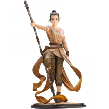 STAR WARS REY 1/10 ARTFX STATUE FIGURE