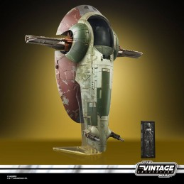 STAR WARS BOBA FETT SHIP SLAVE MODEL FIGURE HASBRO
