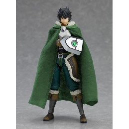 GOOD SMILE COMPANY THE RISING OF THE SHIELD HERO NAOFUMI IWATANI FIGMA ACTION FIGURE