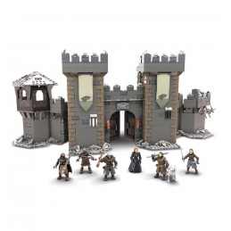 GAME OF THRONES MEGA CONSTRUX BATTLE OF WINTERFELL SET MATTEL