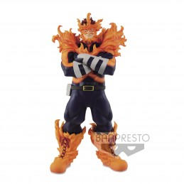 BANPRESTO MY HERO ACADEMIA ENDEAVOR STATUE AGE OF HEROES FIGURE