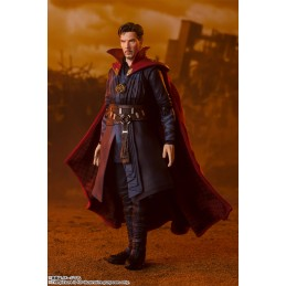 BANDAI AVENGERS INFINITY WAR DOCTOR STRANGE S.H. FIGUARTS ACTION FIGURE