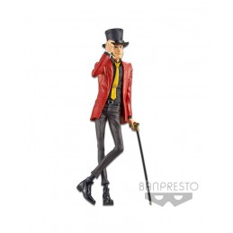 LUPIN THE THIRD MASTER STARS PIECE FIGURE STATUE 25CM BANPRESTO