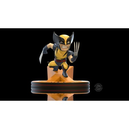 MARVEL Q-FIG WOLVERINE MINI FIGURE