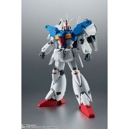 THE ROBOT SPIRITS RX-78 GP01FB GUNDAM GP01 FULL BURNERN ACTION FIGURE BANDAI