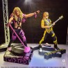 KNUCKLEBONZ ROCK ICONZ TWISTED SISTER 2-PACK SET STATUE FIGURE