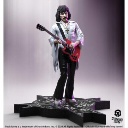 ROCK ICONZ TONY IOMMI STATUE FIGURE KNUCKLEBONZ