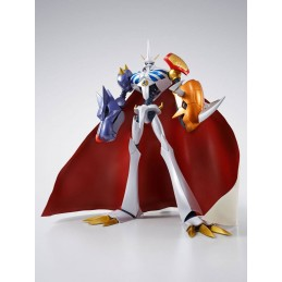 BANDAI DIGIMON ADVENTURES OMEGAMON PREMIUM COLOR S.H. FIGUARTS ACTION FIGURE