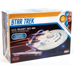 STAR TREK U.S.S. RELIANT NCC-1864 1/1000 MODEL KIT POLAR LIGHTS