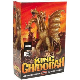 GODZILLA KING GHIDORAH 1/350 MODEL KIT ACTION FIGURE POLAR LIGHTS