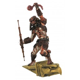 PREDATOR 2 GALLERY HUNTER PREDATOR FIGURE STATUA DIAMOND SELECT