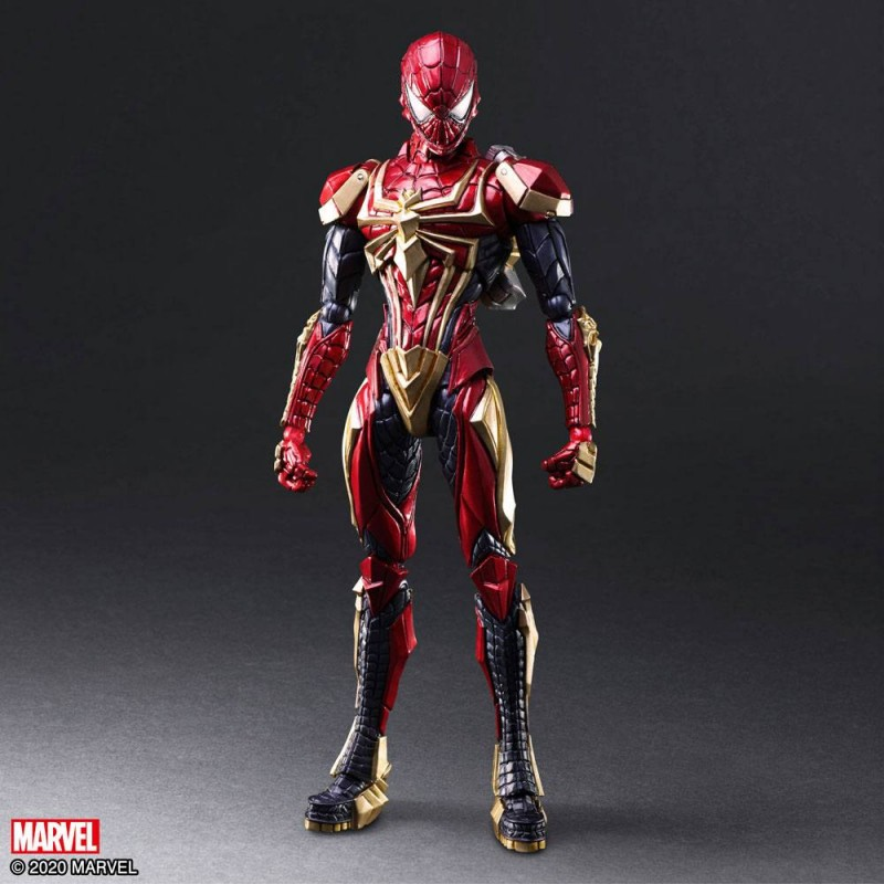 SQUARE ENIX SPIDER-MAN BRING ARTS BY TETSUYA NOMURA ACTION FIGURE